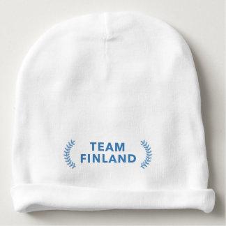 Team Finland Baby Beanie