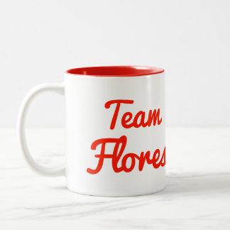 Team Flores Coffee Mug