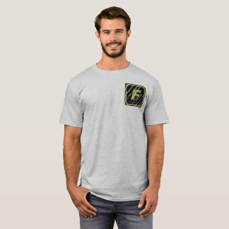 Team FORTI Scratched Logo Basic T-Shirt