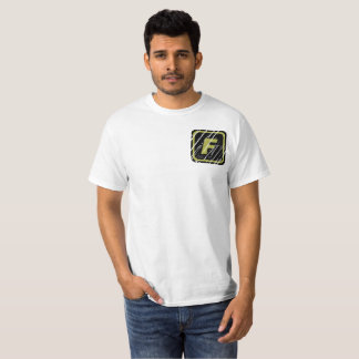 Team FORTI Scratched Logo Value T-Shirt