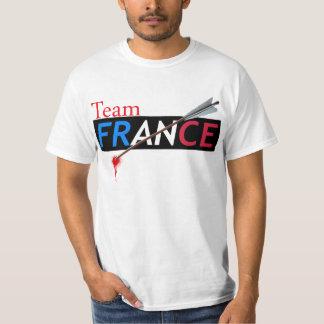 Team France Agincourt Tees