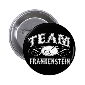 Team Frankenstein 6 Cm Round Badge