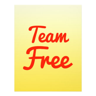 Team Free Flyer