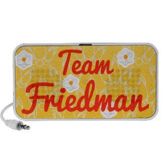 Team Friedman Speakers