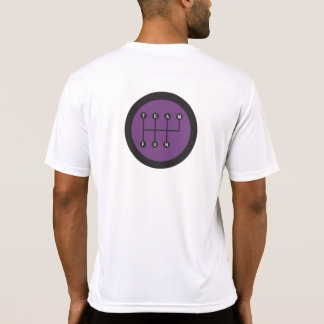 Team Fun Volleyball Badge & Gears Shirt