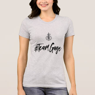 Team Gage Tee for Women