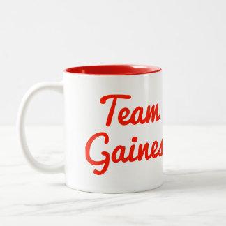 Team Gaines Coffee Mugs