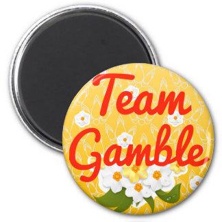 Team Gamble Magnet