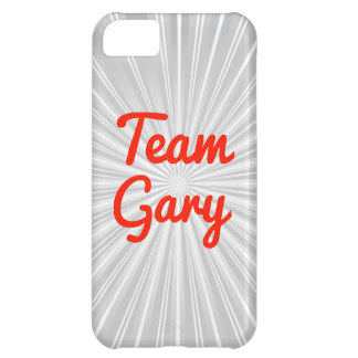 Team Gary iPhone 5C Cover
