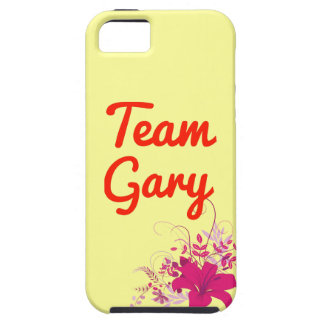 Team Gary iPhone 5 Covers