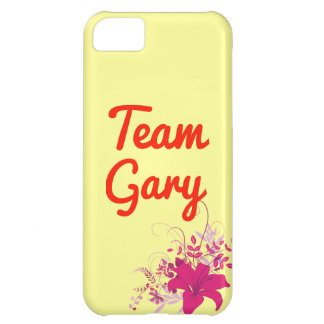 Team Gary iPhone 5C Covers