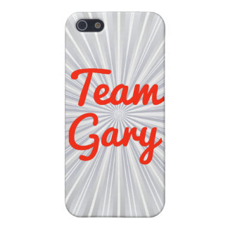 Team Gary Cover For iPhone 5