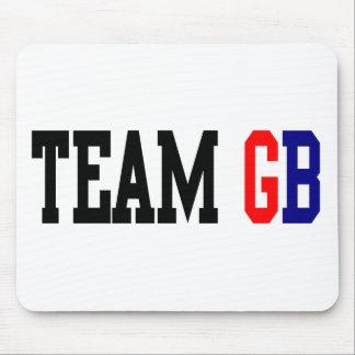 Team GB London Olympics Mouse Pad