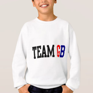 Team GB London Olympics Sweatshirt