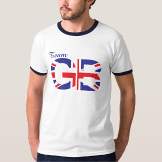 TEAM GB T-SHIRT