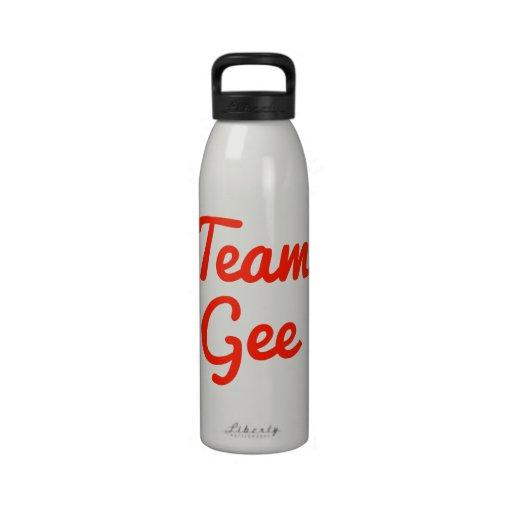Team Gee Drinking Bottle