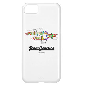 Team Genetics (DNA Replication) Cover For iPhone 5C