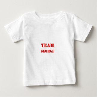 Team George Baby T-Shirt