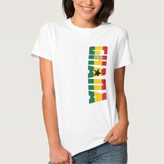 Team Ghana World Cup 2014 Shirt