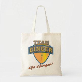 Team Ginger Bag