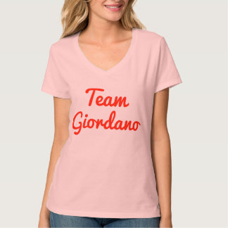 Team Giordano Tee Shirts