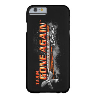 Team GONE AGAIN iPhone 6/6s Case - Black