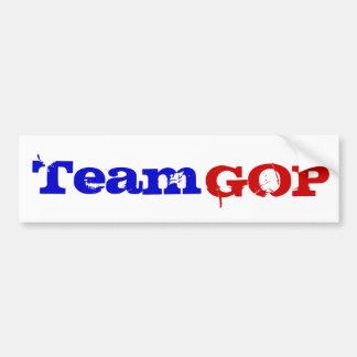Team GOP Bumper Sticker