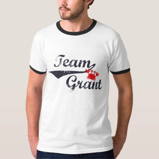 Team Grant Men's Ringer Tee