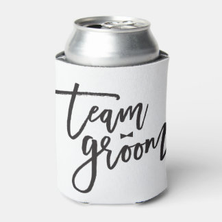 Team Groom Bow Tie Bachelor Party Wedding Cooler