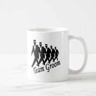 Team Groom (Men) Mugs