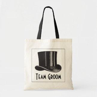 Team Groom Steampunk Top Hat