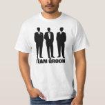 team groom,wedding crew,grooms crew shirts