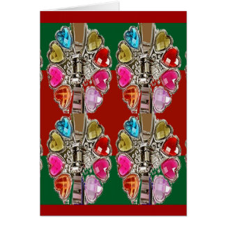 TEAM Group Jewel Office Business Pretty GREETINGS Greeting Card