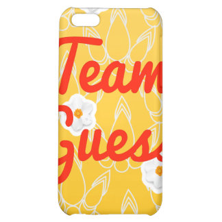 Team Guess iPhone 5C Cases