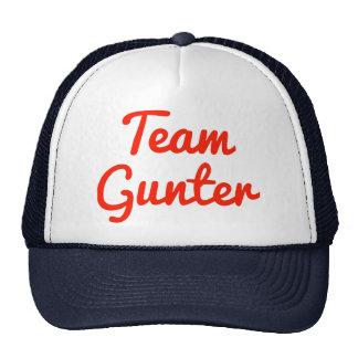 Team Gunter Trucker Hats