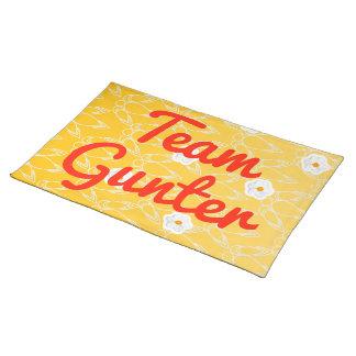 Team Gunter Place Mats