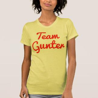 Team Gunter Tee Shirts