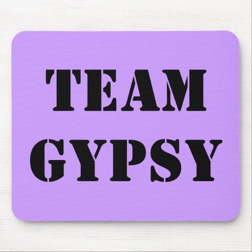 TEAM GYPSY MOUSEPAD