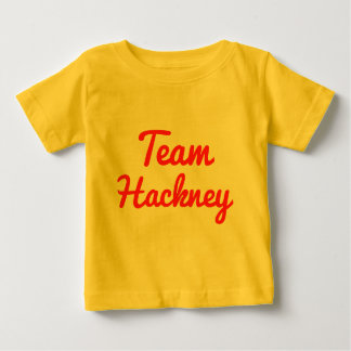Team Hackney Baby T-Shirt