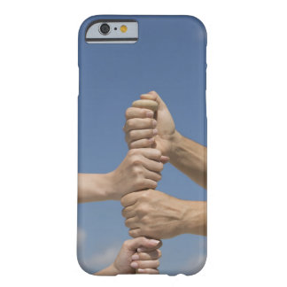 Team Hands on Bat Barely There iPhone 6 Case