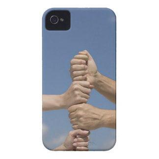 Team Hands on Bat iPhone 4 Case-Mate Cases