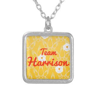 Team Harrison Custom Necklace