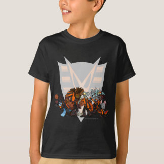 Team Haunted Woods Group T-Shirt