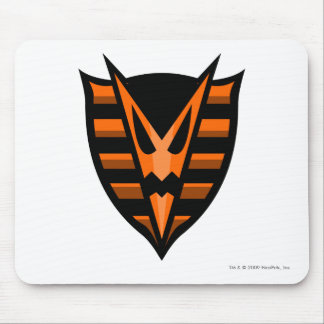 Team Haunted Woods Logo Mouse Pad