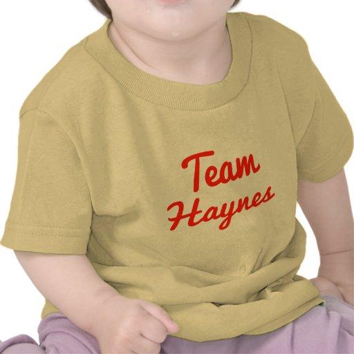Team Haynes Shirt