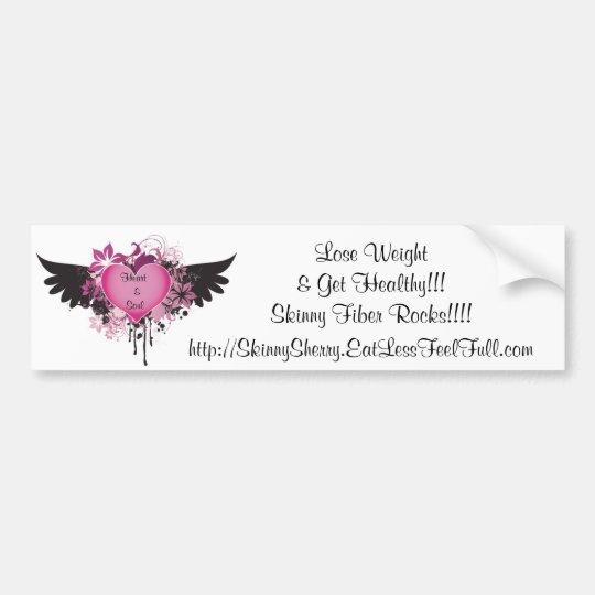 Team Heart & Soul Bumper Sticker