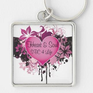 Team Heart & Soul Key Ring