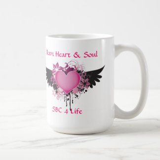 Team Heart & Soul Basic White Mug