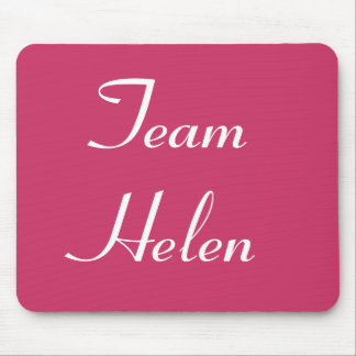 Team Helen Mouse Mat