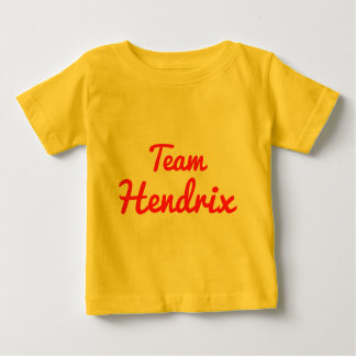 Team Hendrix Baby T-Shirt